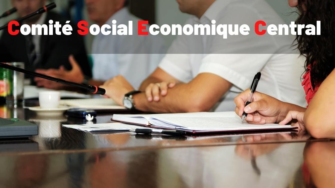 CSE - Comité Social Economique Central