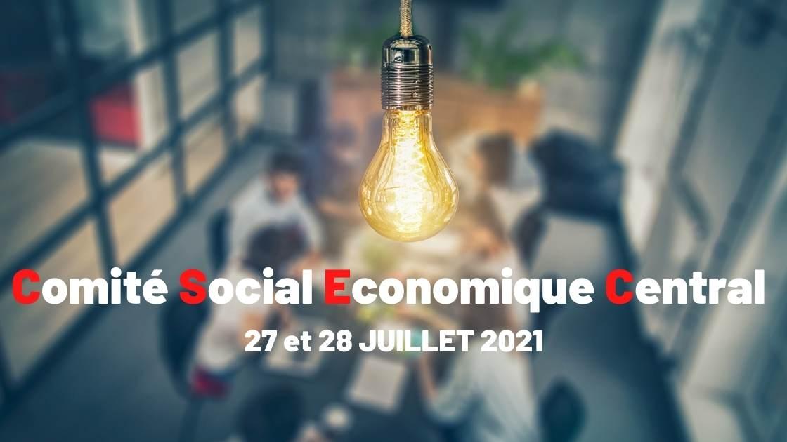 Comité Social Economique Central